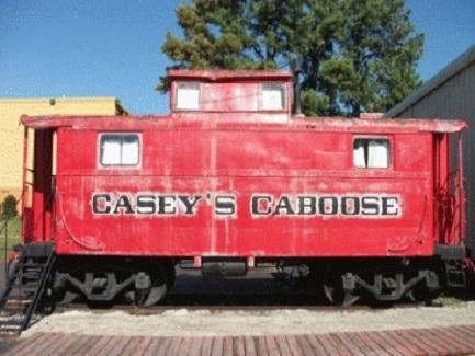 Casey's Caboose