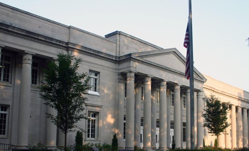 Charlotte Federal Courhouse