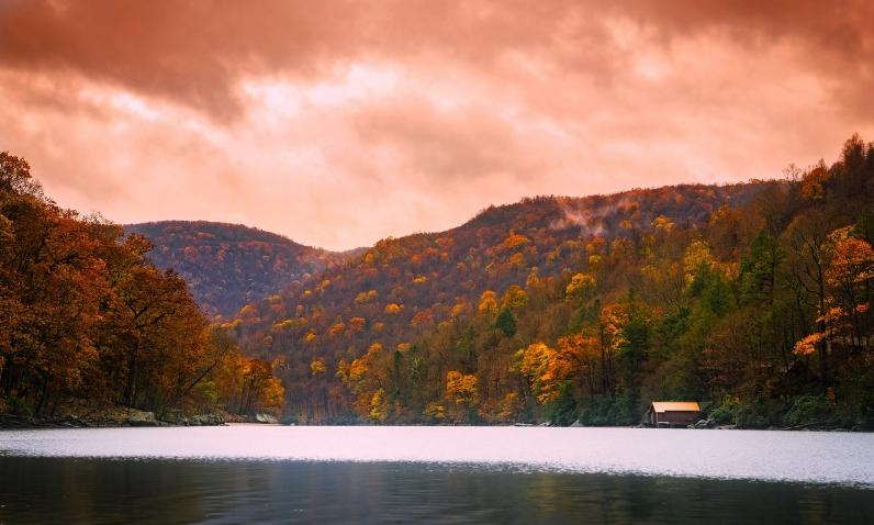 Cheat Lake, Monongalia County, WV