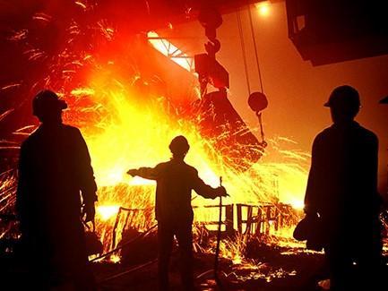 Western Pennsylvania Steel Mill