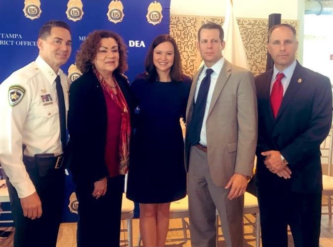 DEA 360 Press Conference