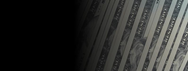Background Image featuring American dollar bills