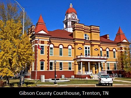 Gibson County Courthouse