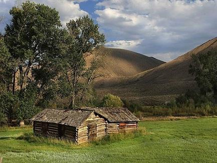 Old Rustic Barns