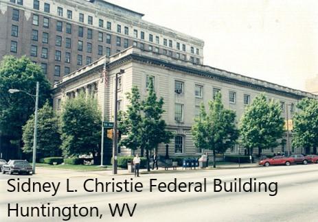 Sidney L. Christie Federal Building