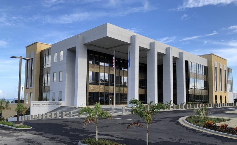 U.S. District Court, Saipan, MP