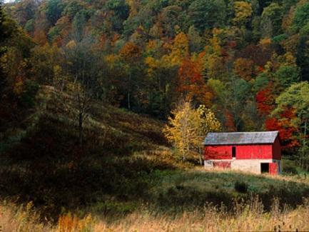 Barn in West Virginia