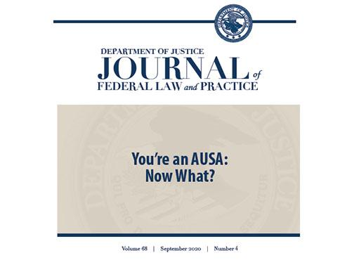 JOURNAL OF FEDERAL LAW AND PRACTICE
