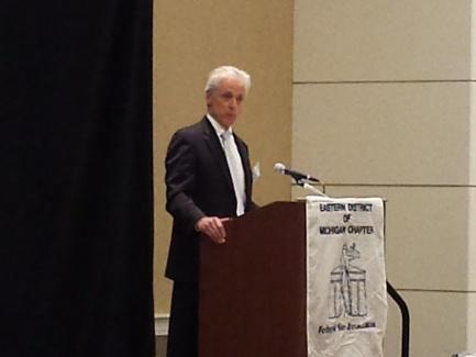 Criminal Chief Daniel Lemisch Receives Gilman Award