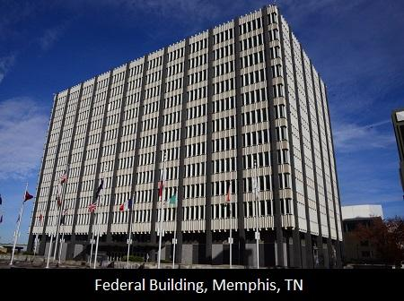 Federal Building, Memphis, TN