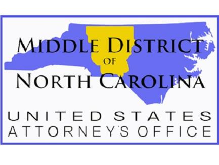 Middle District of North Carolina United States Attorneys Office