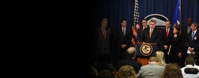 Justice Department Coordinates Largest-Ever Nationwide Elder Fraud Sweep