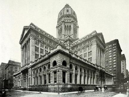 Old Courthouse circa 1910