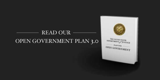 Read our Open Government Plan 3.0