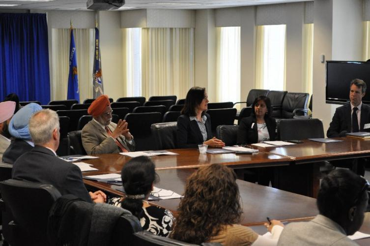 U.S. Attorney Daly and the Multi-Cultural Advisory Council