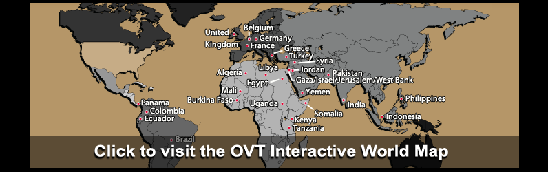 Click to visit the OVT Interactive World Map