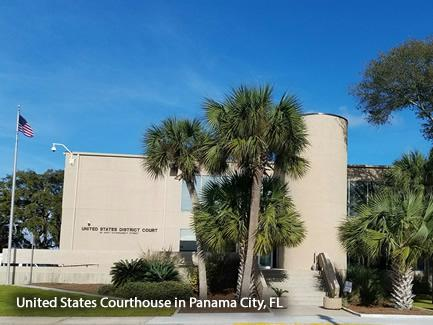 United States Courthouse in Panama City, FL