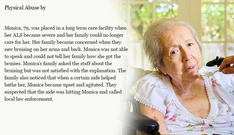 Physical Abuse by a Long-Term Care Aide