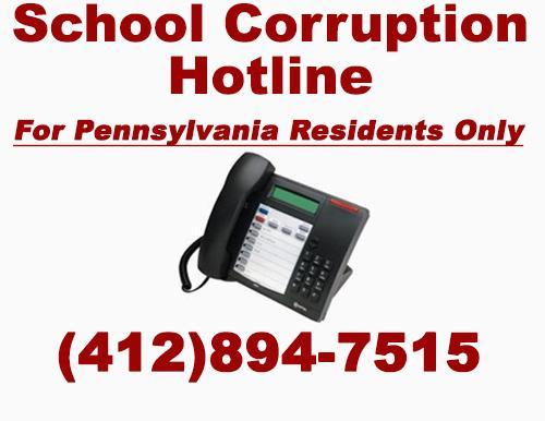 School Corruption Hotline