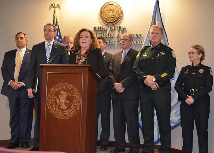 USA Chapa Lopez discusses MDFL's efforts to thwart human trafficking.