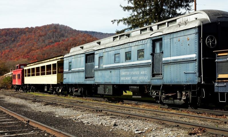 Railroad, WV