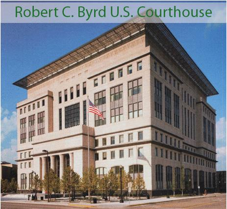Robert C. Byrd U.S. Courthouse