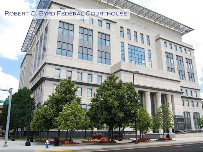 Robert C Byrd Federal Courthouse