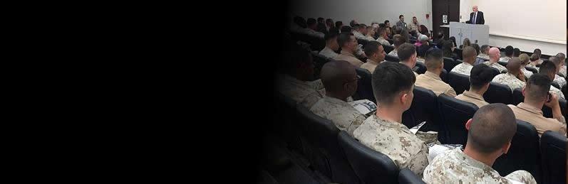 Principal Deputy Associate Attorney General William J. Baer Delivers Remarks at Marine Corps Air Station Miramar