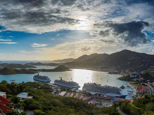 Saint Thomas Harbor, US Virgin Islands