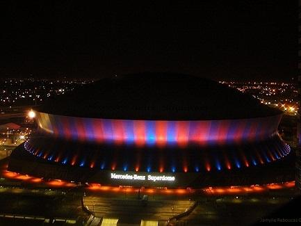Mercedes-Benz Superdome, New Orleans, LA