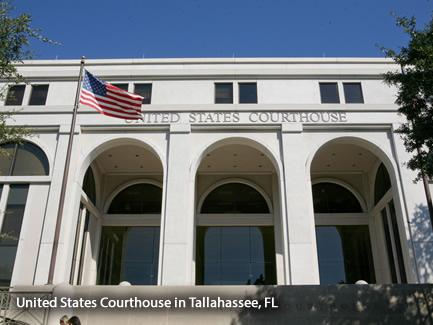 United States Courthouse in Tallahassee, FL