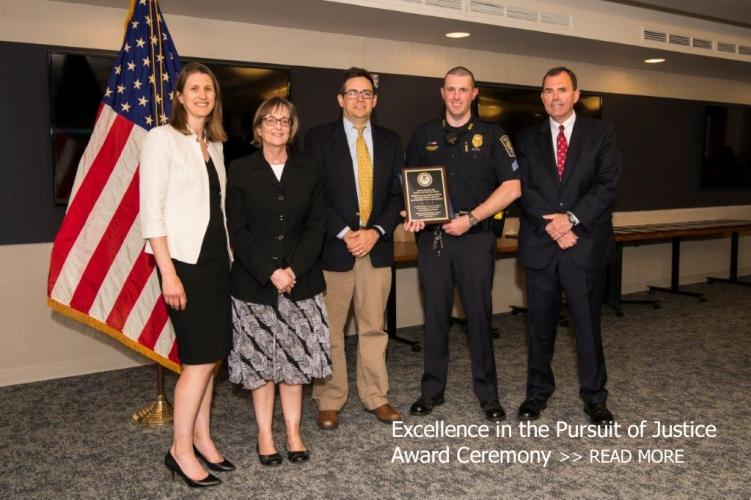 Excellence in Pursuit of Justice Award Ceremony