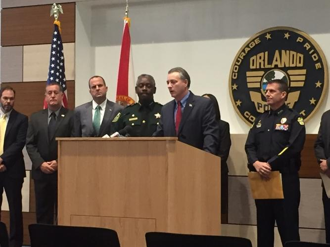 Orlando Press Conference
