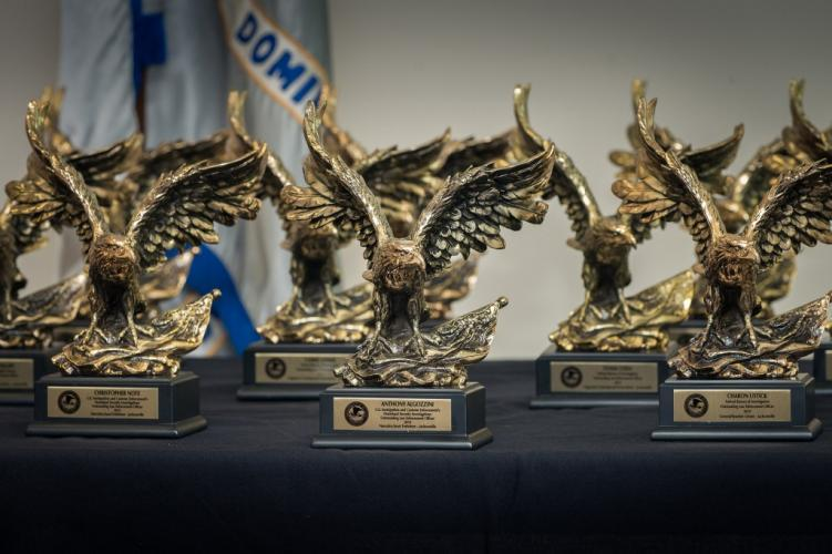 Annual Law Enforcement Agent of the Year Awards