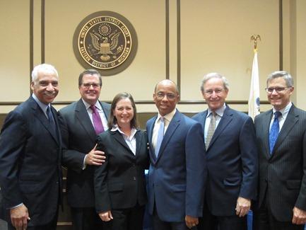 U.S. Attorney's Office 200th Birthday Celebration