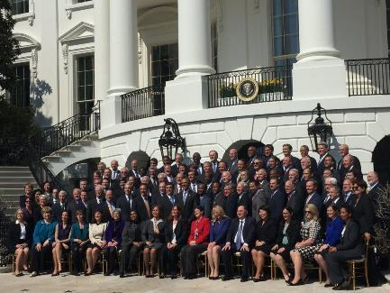 U.S. Attorneys at the White House