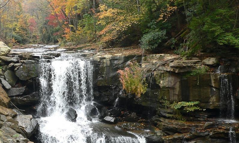 Waterfall, WV