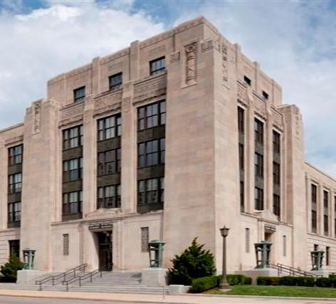 Courthouse in Wichita