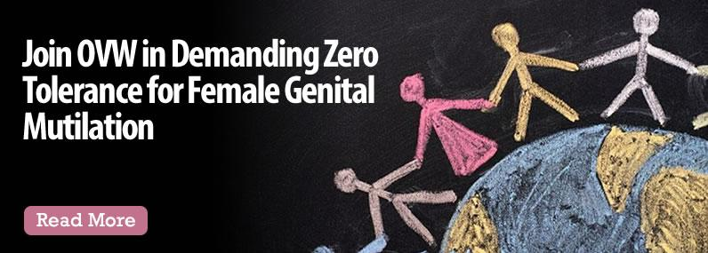 International Day of Zero Tolerance For FGM