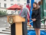 Department of Justice 9/11 Remembrance Vigil