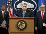 Attorney General Barr and DOJ Officials Announce Significant Law Enforcement Actions Relating to International Narco-Terrorism