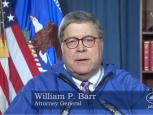 AG Barr speaking on YouTube