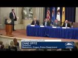 Embedded thumbnail for Summit on Combating Human Trafficking - Part 6 - Law Enforcement Issues