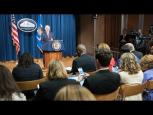Embedded thumbnail for Attorney General Sessions Holds a Briefing to Address the DACA Program