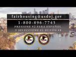 Embedded thumbnail for Video de concientización sobre el acoso sexual en la vivienda - Español