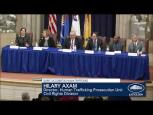Embedded thumbnail for Summit on Combating Human Trafficking – Part 5 – Transnational Issues in Human Trafficking