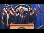 Embedded thumbnail for Assistant Attorney General Kenneth A. Polite Jr. Delivers Remarks on Health Care Enforcement Actions