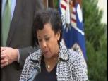Embedded thumbnail for Attorney General Loretta E. Lynch Delivers Remarks at Justice Department Survivor Tree Plaque Unveiling to Mark the 15th Anniversary of September 11
