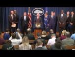 Embedded thumbnail for Attorney General Sessions Delivers Remarks Announcing the Ongoing Investigation Into Suspicious Packages