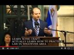 Embedded thumbnail for U.S. Attorney Preet Bharara at Harvard Law School Class Day 2014